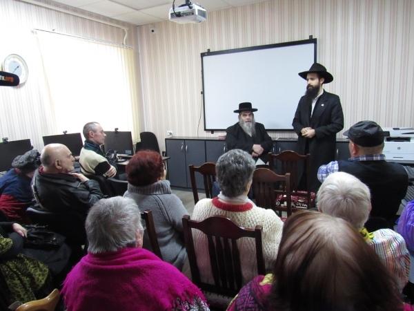 Torah Day - Ribnitzy with Rabbi Axelrod