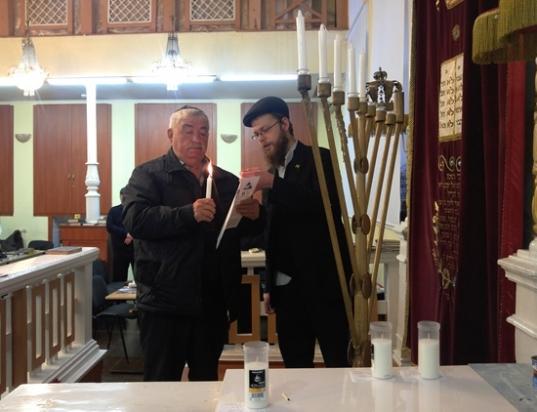 Chanukah 5777 Chabad Moldova