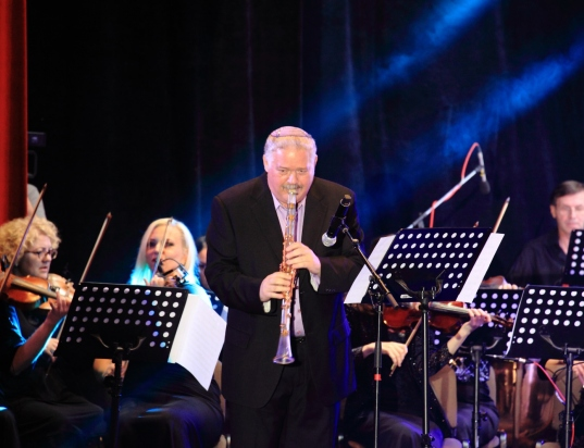 Moldova, Jewish anthology concert 2019 Kishinev