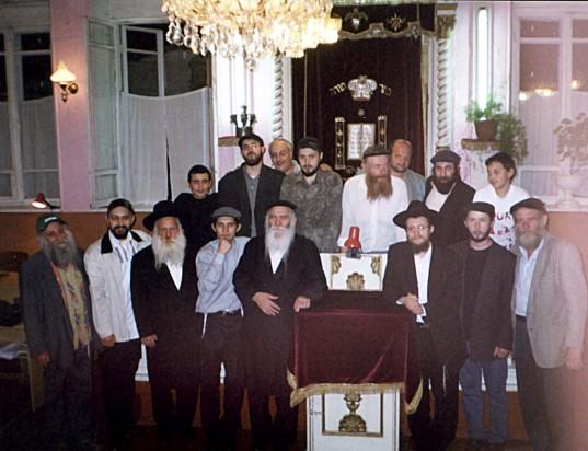 Rabbi-Ashkenazi