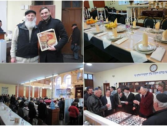 Passover 2018 Kishinev Moldova