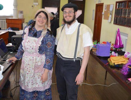 Moldova, Purim 5779 Chabad Lubavitch Kishinev