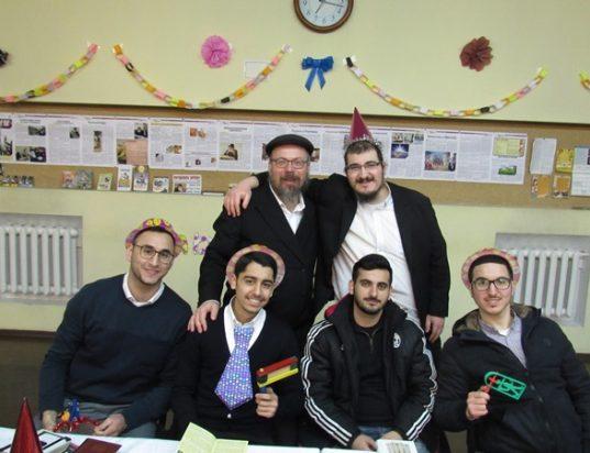 Students Chabad Moldova010