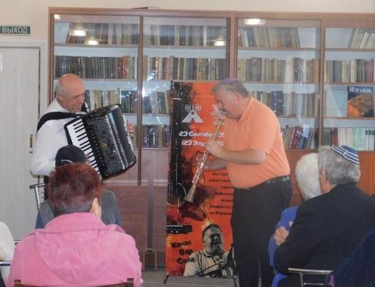 Chabad Moldova - tiraspol-2019-concert