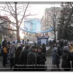 Spreading the Light – Chanukah 5774