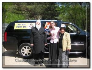 Rabbi & Mrs Zalman Abelsky