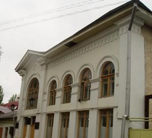 """בית הכנסת חב""""ד קישינב מולדובה"""