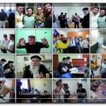 Purim for Israeli Students in Moldova 5773
