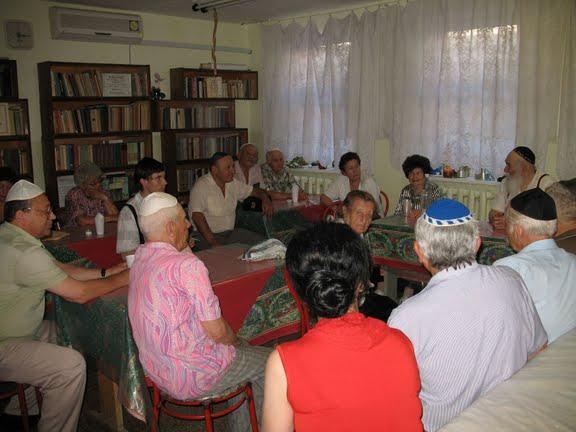 הקהילה היהודית – טירספול