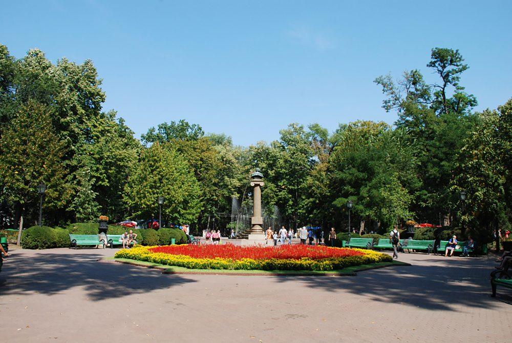 Jewish Past and Present in Moldova's Green Capital