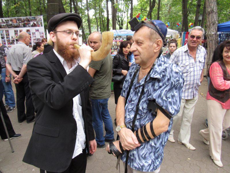 העם היהודי ב'פסטיבל האומות'