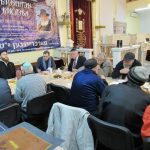 19 Kislev Chasidic Gathering took place in Kishinev Moldova