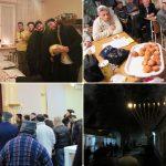 Chanukah lights illuminate Moldova