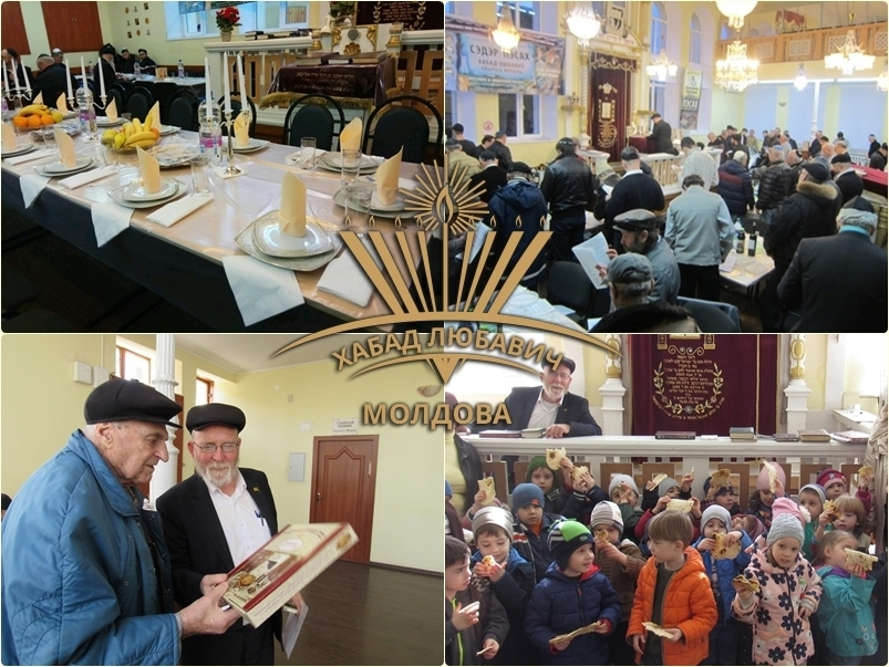 Passover 2017, Kishinev Moldova