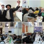 Guest Speaker in Moldova- Rabbi Yehoshua Raskin