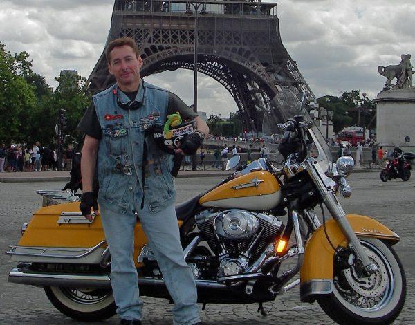 World Traveler by Harley…..