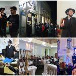 Spreading the Chanukah Light –  Moldova 5779
