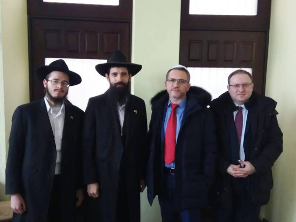 How significant the Chabad House in Kishinev and Moldova