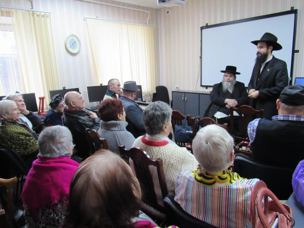 Ribnitsa Specail Event In Memory of Rabbi Chaim Zanvil Abramowitz