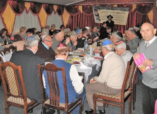 הקהילות היהודיות