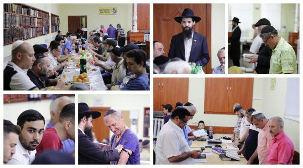 "Marking the Passing of Rabbi Zalman Abelsky ob""m"