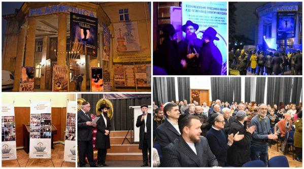 יהודי מולדובה חגגו 30 שנה לתחיה היהודית במדינה