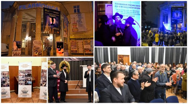 Chabad of Moldova Marks 30 Years of Dedication to the Jewish Community