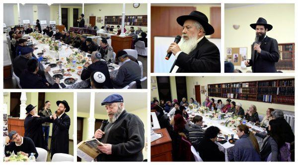 הרב שלמה רסקין – אורח הקהילה היהודית בקישינב