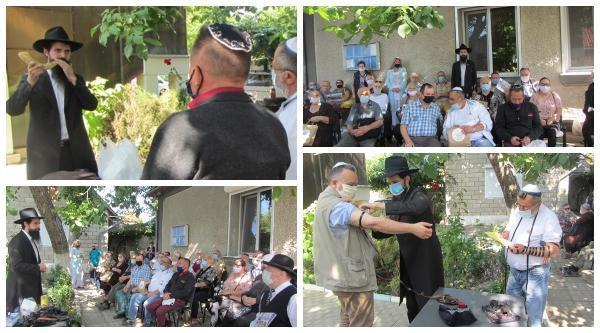 ХАБАД Любавич Молдова — евреям Бельц.