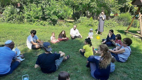 Camp Gan Israel – A proud mom